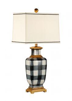 PLAID LAMP