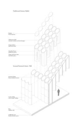 Prishtina Central Mosque Entry by Taller 301 and L CC