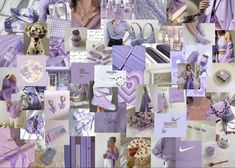 pale purple aesthetic desktop wallpaper