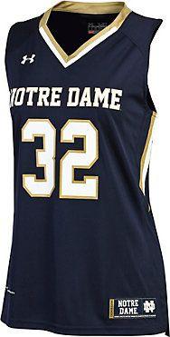 851a46b10 University of Notre Dame Women s No. 32 Replica Basketball Jersey