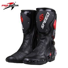 99.18$  Watch here - http://aliwp9.worldwells.pw/go.php?t=2024138811 - PRO-BIKER SPEED BIKERS Motorcycle Boots Moto Racing Motocross Off-Road Motorbike Shoes Black/White/Red Size 40/41/42/43/44/45 99.18$