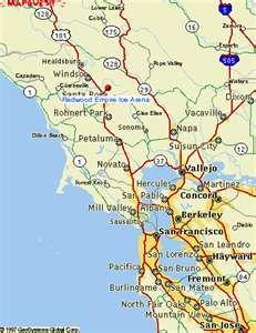 SANTA ROSA, CALIFORNIA Gateway to Sonoma Wine Country