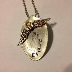 spoon necklace   Spoon necklace
