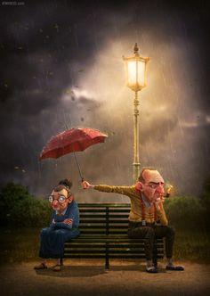 Rain or Shine by Aiman Akhtar