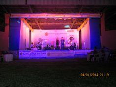 CALORX MUSIC FIESATA was held at Narmada Calorx Public School, Bharuch on 4th January '14.