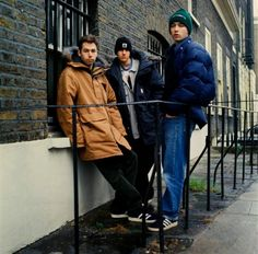 beastie boys x art x inspiration 90s Hip Hop, Beastie Boys, Mood Pics, Great Bands, Military Jacket, Winter Jackets, Nyc, Storage Facility, Music