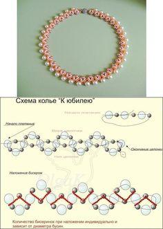 DIY Easy Beads Collar