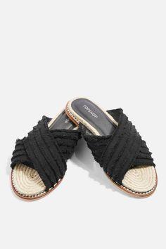 Hibiscus Espadrille Sandals