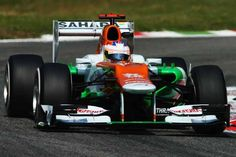 Italian GP: Force India's Paul di Resta earns 4 points