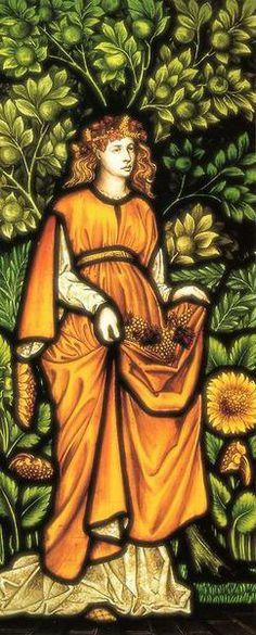 zijperspace:  William Morris, Part XV:'Autumn'.