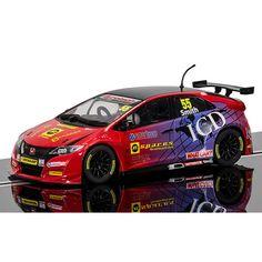 SCALEXTRIC Slot Car C3860 BTCC Honda Civic Type R, Jeff Smith - Jadlam Toys & Models - Buy Toys & Models Online