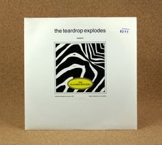 The Teardrop Explodes  Reward Vinyl  Mercury Records by N2THEATTIC