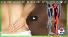 La inflamación del nervio ciático: Este simple ejercicio eliminará el dolor