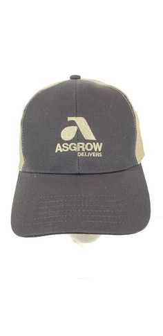 ASGROW Mesh Soybean Farm Seed Agriculture Advertising Snapback HAT CAP   fashion  clothing  shoes  accessories  mensaccessories  hats (ebay link) 1d2c9df6b