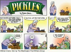 Pickles for 8/25/2013 | Pickles | Comics | ArcaMax Publishing