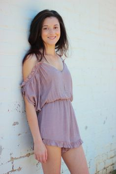 Romper from Fedora Boutique in Downtown Apex