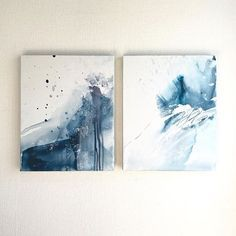 Natsu Ogata / Day 17&18 of #21daysofbrave acrylic watercolor and Japanese chalk gesso on canvas 27.322cm. Please DM me if interested. . . . #dailybraverypaintings #contemporarypainting #contemporaryart #abstract #abstractart #watercolor #heytate #colorinspo #abstractwork #acrylic #artcollective #markmaking #abstractdrawing #flaming_abstracts #artoftheday #contemporaryartcurator #abstractartwork #抽象画 #creativeliving #artforsalebyartist #colourinspiration #colorinspiration…