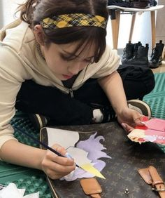 Netizens criticize Jeon So Mi after she posts pictures of herself remaking a Louis Vuitton bag Jeon Somi, South Korean Girls, Korean Girl Groups, Indie Fashion, Korean Celebrities, Vuitton Bag, Kawaii Girl, Beautiful Asian Girls, Ulzzang Girl