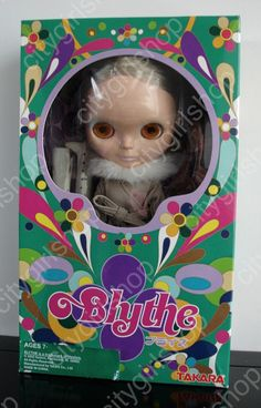* WOW! HOLLY WOOD BLYTHE MATTE FACE DOLL * NRFB * FREE SHIP * US SELLER *
