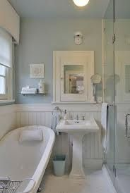 bathroom with beige tiles what color walls - Google Search