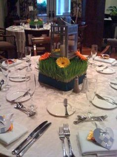 Budget Centerpieces - Project Wedding