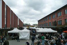 Schanzenflohmarkt- Jeden Samstag 10-14 Uhr