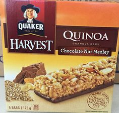 #Recall warning: Quaker Harvest granola bars/Spitz sunflower kernels - Newstalk 1010: Newstalk 1010 Recall warning: Quaker Harvest granola…