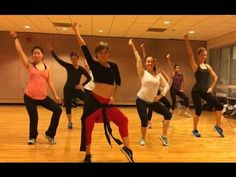 """CONFIDENT"" Demi Lovato - Dance Fitness Workout Valeo Club - YouTube"