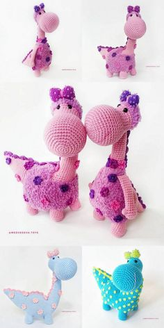 Amigurumi Animal Crochet Patterns - Amigurumi Free Patterns