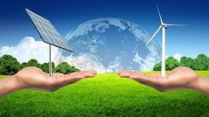 However, meeting 100 percent of electricity demand with only solar and wind energy would require storing several weeks' worth of electricity to compensate for the natural variability of these… Solar Power Facts, Renewable Energy Projects, Energy Resources, Old Trees, Change The World, Wind Turbine, Portal, Finance, Africa