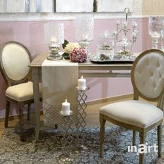 When your arrival is prepared with so much love and care –it is the warmest welcome. Classic Style, Dining Chairs, Warm, Furniture, Home Decor, Decoration Home, Room Decor, Dining Chair, Home Furnishings