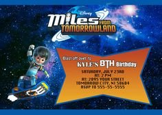 Miles from tomorrowland by AdorabolShop on Etsy