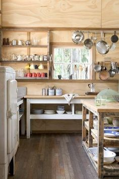 Good Ideas For You   Unconventional Kitchens