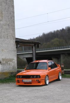 BMW E30 M3 AC Schnitzer