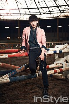 JI CHANG WOOK  FOR INSTYLE KOREA