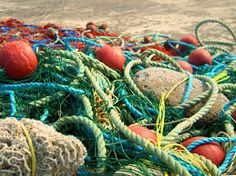 reti pescatori