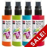 Marabu Fashion Spray 100ml Shibori, Ice Dyeing, Fabric Markers, How To Dye Fabric, Fabric Painting, Textiles, Spray Bottle, Textile Design, Screen Printing