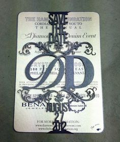 Belly Band Invitation as best invitations layout