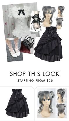 """Untitled #9465"" by bj837101 ❤ liked on Polyvore featuring LEATHER CROWN"