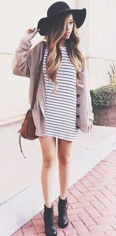 cute outfit minus the hat