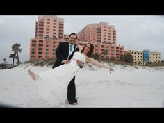 Formals of wedding at Hyatt Regency Clearwater Beach.  http://celebrationsoftampabay.com/