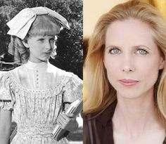Allison Balson played Nancy Oleson on Little House On the Prairie