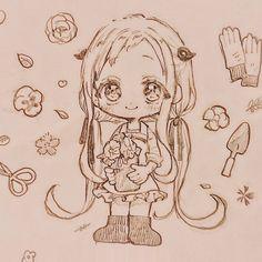 Twitter Cute Anime Chibi, Kawaii Chibi, Kawaii Anime, Kawaii Drawings, Easy Drawings, Anime Character Drawing, Cartoon Art Styles, Anime Sketch, Drawing Sketches