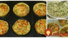 Odkedy som vyskúšala tento recept, cuketové placky už nevyprážam, ale pečieme v košíčkoch na muffiny: Sú fantastické!