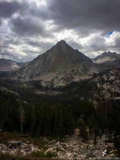 John Muir Trail Trip: East Vidette Peak. bearfoottheory.com