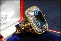 Pastoral ring