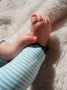 Why I Don't Post Pictures of my Baby Online. (tiny baby toes photography)