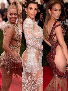 Visit us to see Photos of Hot actress Beyonce, kim kardashian, Rihana, Sarah Jessica Parker, Jennifer Lopez, & Sofia Vergara at red carpet of Met Gala 2015. Beyonce Nicki Minaj, Black Barbie, Photos Of Women, Hot Dress, Lingerie, Actress Photos, Beautiful Celebrities, Jennifer Lopez, Kim Kardashian