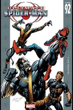 Ultimate Spider-man 92