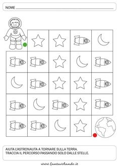Space Boy, Coding For Kids, Montessori, Learning, Astronomy, Alphabet, Activities, Maze, Summer Activities